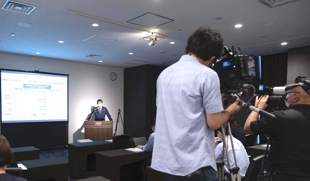 メディア取材会