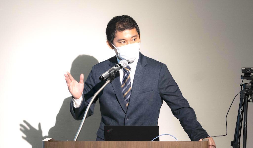 経産省奥山氏
